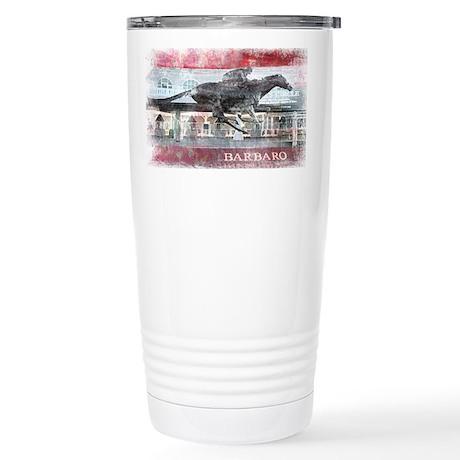 Barbaro Stainless Steel Travel Mug