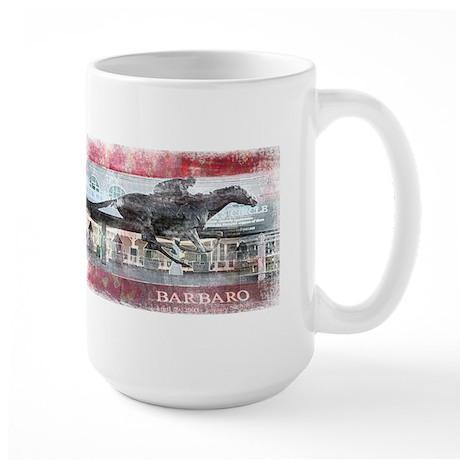 Barbaro Large Mug