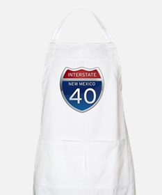 Interstate 40 - New Mexico Apron