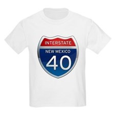 Interstate 40 - New Mexico T-Shirt