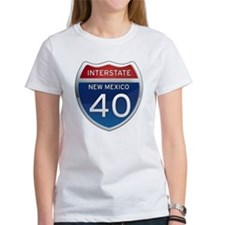 Interstate 40 - New Mexico Tee