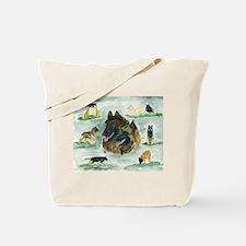 Belgian Tervuren Versatility Tote Bag