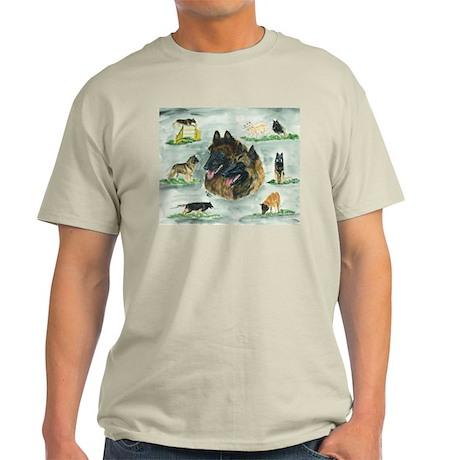 Belgian Tervuren Versatility Light T-Shirt