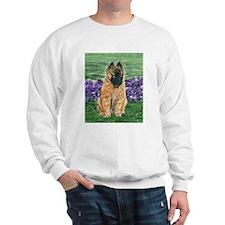 Belgian Tervuren Puppy Sweatshirt