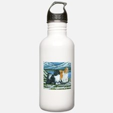 Tibetan Terrier Water Bottle