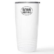 Big Papa - The Legend Travel Coffee Mug