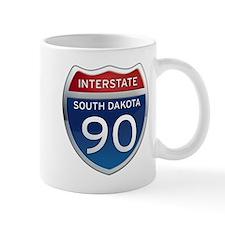 Interstate 90 - South Dakota Mug