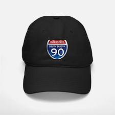 Interstate 90 - South Dakota Baseball Hat