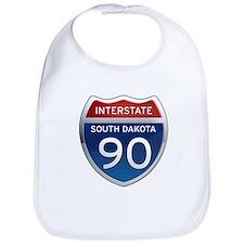 Interstate 90 - South Dakota Bib