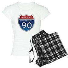 Interstate 90 - South Dakota Pajamas