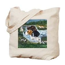 Pointers Tote Bag