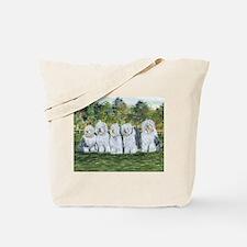Old English Sheepdog Tote Bag