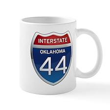 Interstate 44 - Oklahoma Mug