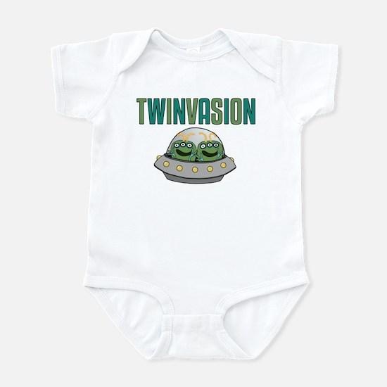 TWINVASION Infant Bodysuit