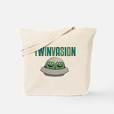 TWINVASION Tote Bag