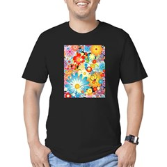 Floral Explosion summer colors T