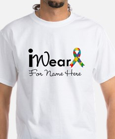 Customize Autism Shirt