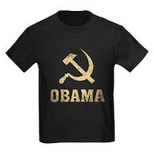 Socialist Obama Vintage T