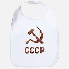 Soviet Union Vintage Bib
