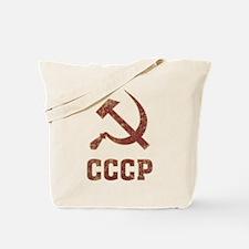 Soviet Union Vintage Tote Bag