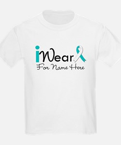 Personalize Cervical Cancer T-Shirt