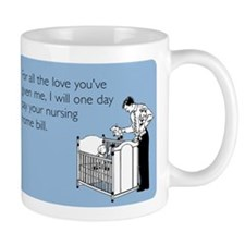 Nursing Home Bill Mug