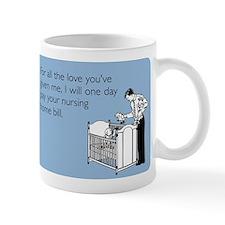 Nursing Home Bill Mug