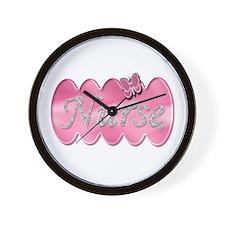 Unique Nursing Wall Clock