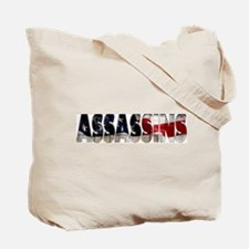 Where's My Prize/Assassins Tote Bag
