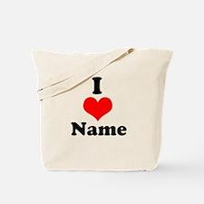 I heart Tote Bag