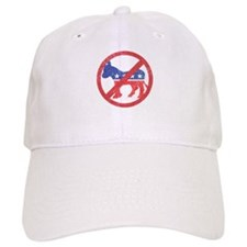 Anti-Democrat 2 Baseball Cap