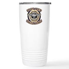 US Navy Submarine Service Travel Mug