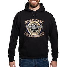 US Navy Submarine Service Hoody