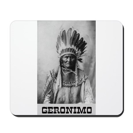 Geronimo Mousepad