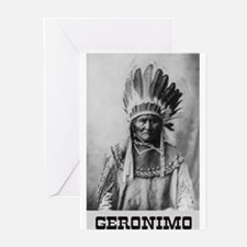 Geronimo Greeting Cards (Pk of 10)