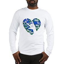 LOVE YOU DAD Long Sleeve T-Shirt