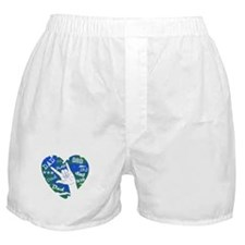 LOVE YOU DAD Boxer Shorts