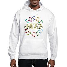 Golden Jazz Jumper Hoody