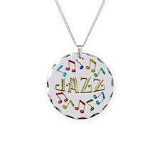 Golden Jazz Necklace