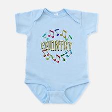 Golden Country Infant Bodysuit