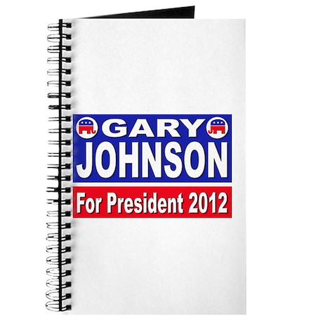 Gary Johnson for President Journal