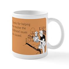 Childhood Issues Mug