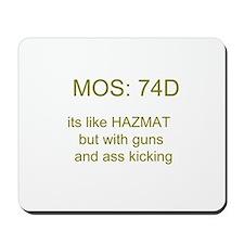 74D Mousepad