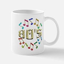 Golden 80s Mug