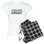 Awesome Daddy Women's Light Pajamas