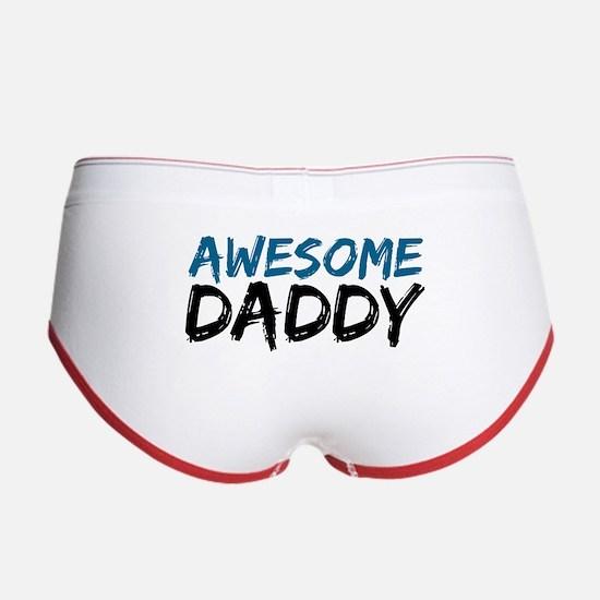 Awesome Daddy Women's Boy Brief