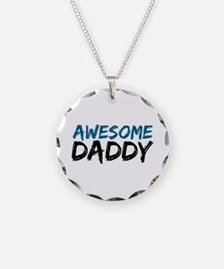 Awesome Daddy Necklace