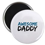 Awesome Daddy Magnet