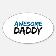 Awesome Daddy Decal