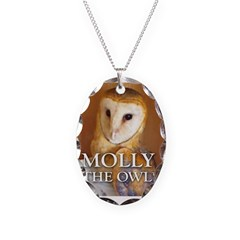 MOLLY THE OWL Necklace